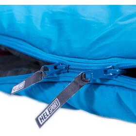 Helsport Trollheimen Saco de Dormir Invierno Largo, azul